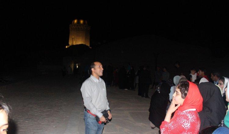 رصد آموزشی گردشگری نشاط در ابرکوه برگزار شد