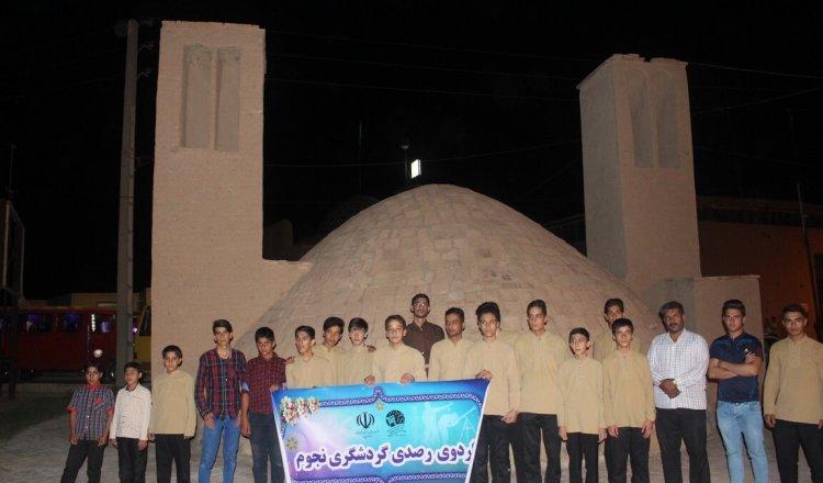 رصد آموزشی گردشگری نشاط در مهریز برگزار شد